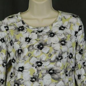 3 for $10---J.JIll Love Linen XS Blouse